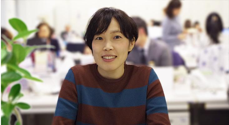 クリーデンスのキャリアアドバイザーの高木夏子さん