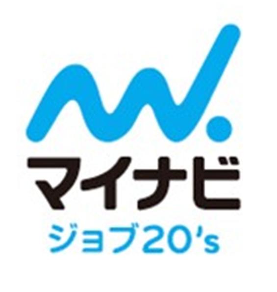 マイナビジョブ20'sのロゴ